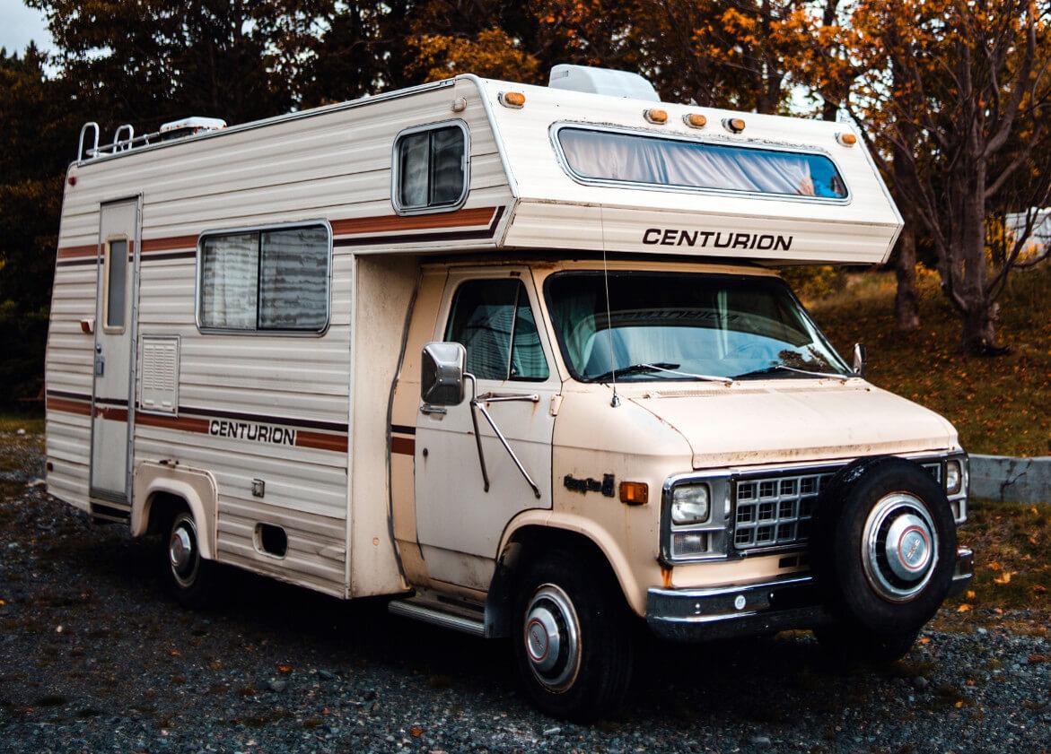 RV, Camper, Motorhome